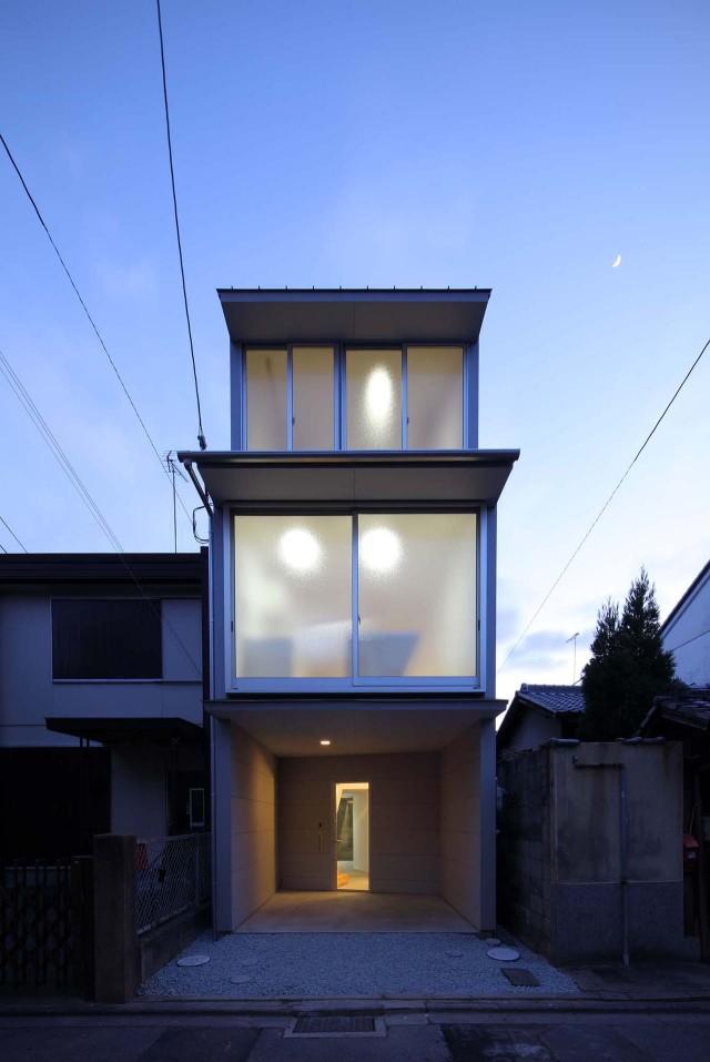 Alphaville New Kyoto Town House 2