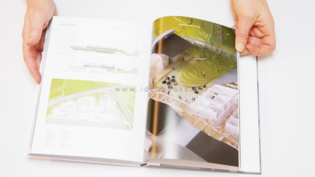 inside book of 'Alphaville Architects'